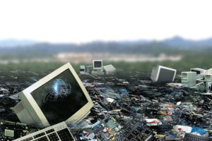 Descarte e reúso de resíduos eletrônicos