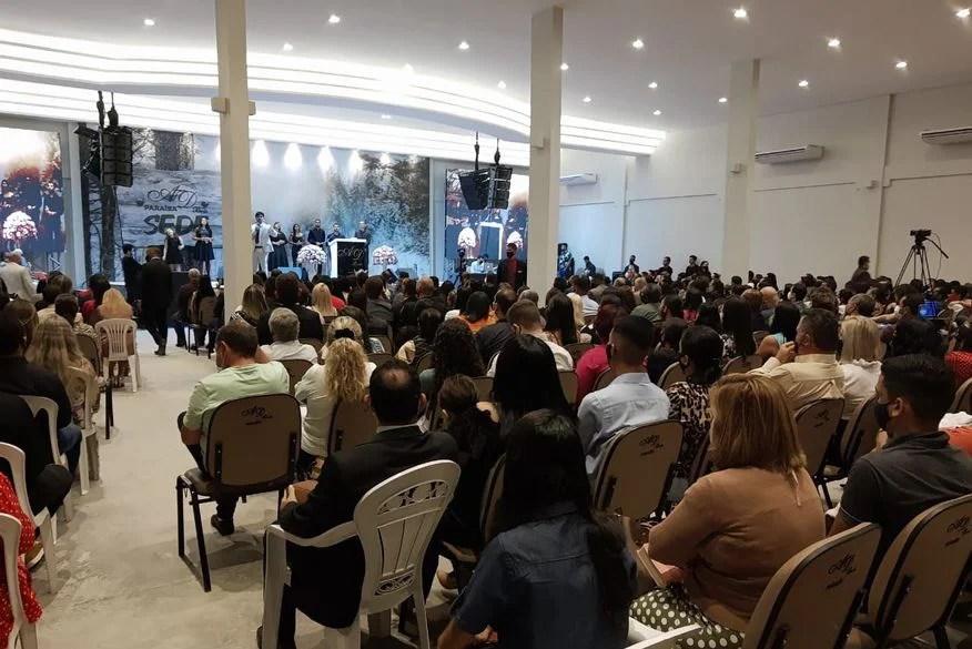 Igreja em João Pessoa será interditada por descumprir protocolos de segurança e promover aglomeração durante culto