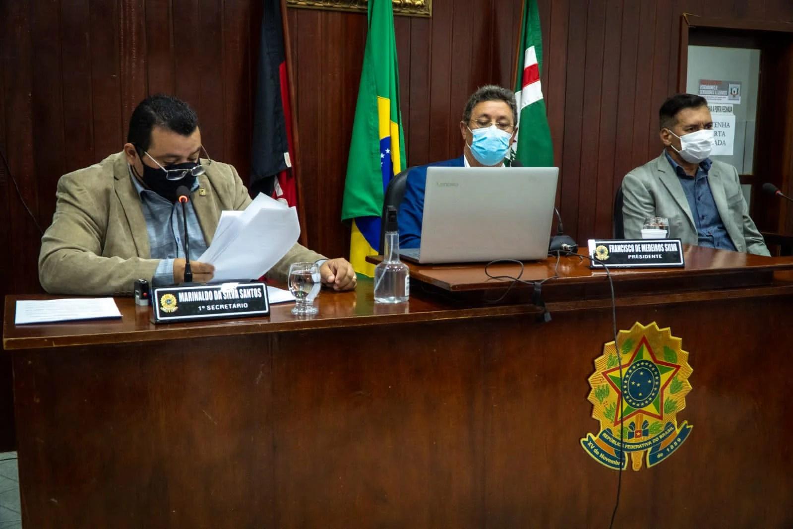Câmara de Santa Rita aprova requerimentos que benefíciam áreas de saúde, cultura, infraestrutura, segurança e lazer