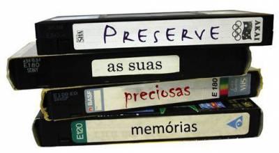 preserve suas memórias