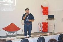 O diretor-superintendente, Arnaldo Mamede, foi mais um a falar sobre o lançamento e destacar o compromisso da Universal em melhorar o atendimento aos clientes.
