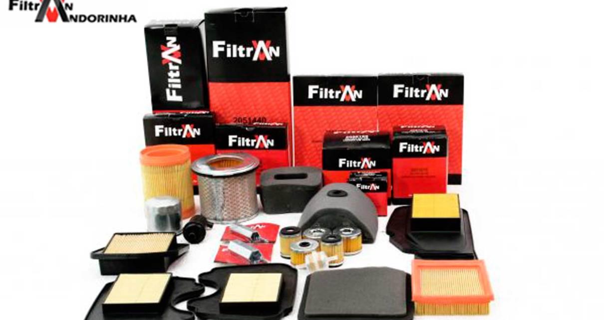 Filtran reforça linha de produtos , filtran adorinha, filtro de ar, filtro de óleo