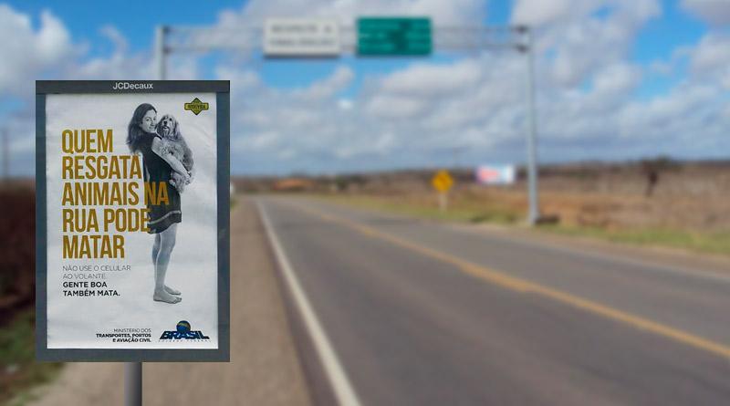 Governa acidente de trânsito gente boa