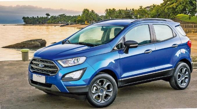 Ford Carro SUV, preferência dos motoristas
