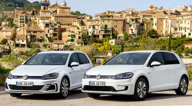 Volkswagen Carro Híbrido elétrico