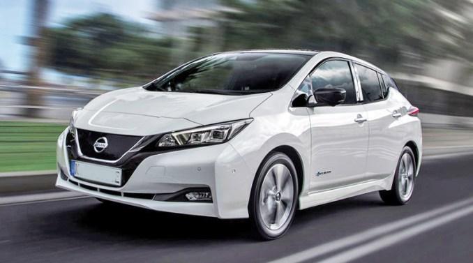 Nissan Carro elétrico, preferência dos motoristas