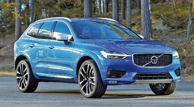 Volvo carro compacto híbrido, preferência dos motoristas