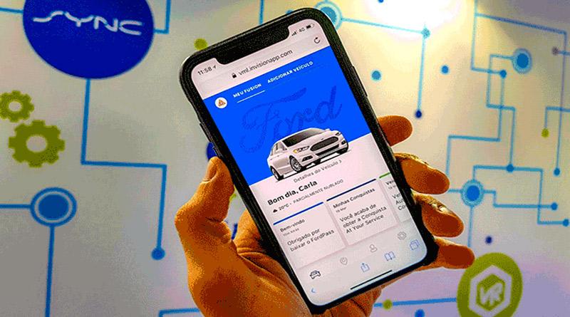 App da Ford
