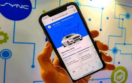 App da Ford, FordPass