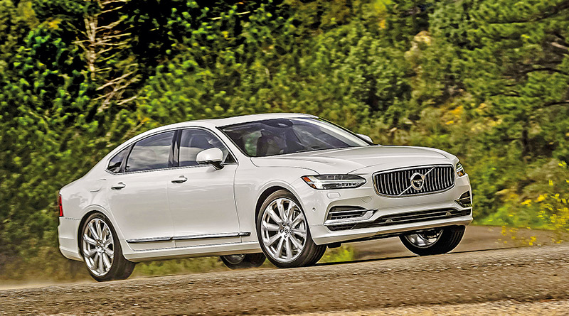 Volvo-S90 T8-XC60 T8-XC9-0 T8-carro-Inscription