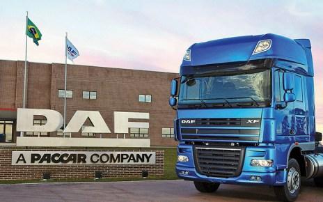 Holandesa-operações no Brasil-satisfação-qualidade-conforto-DAF Caminhões-baixo custo-operacional