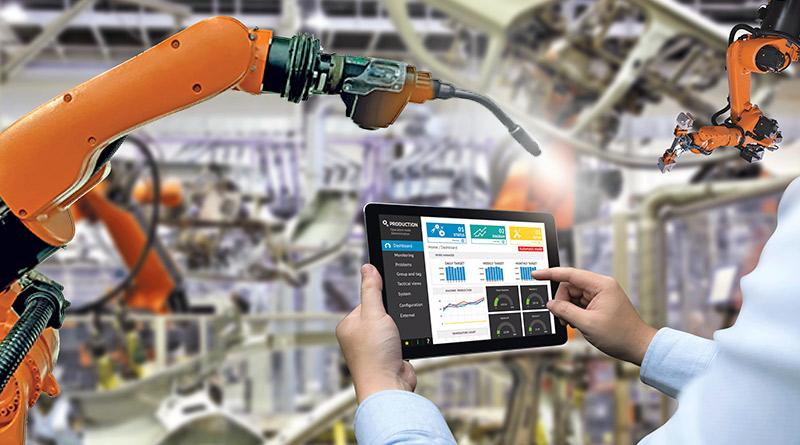 automação-maquinas-robo-robot-tecnologia-Indústria 4.0-Brasil-produtividade-montadoras-fabricantes-autopeças