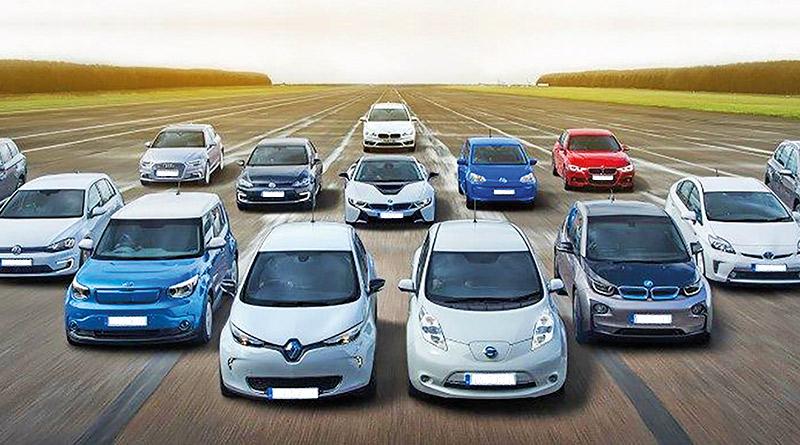 Veículos elétricos-terão competição-mais vendidos