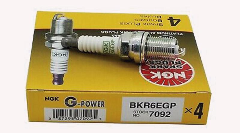 Velas de Ignição-G-Power-NGK