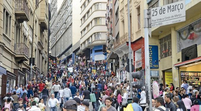 Abertura do comércio,FecomercioSP,atividade econômica