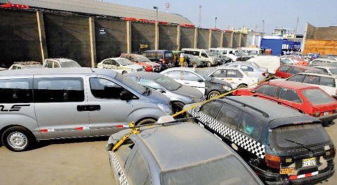 Vendas de veículos usados