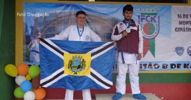 Menção especial: estudantes lebonregenses conquistam medalhas no Karatê-dô
