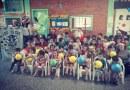 LEO Clube Caçador realiza ação de Natal em creche do Bello