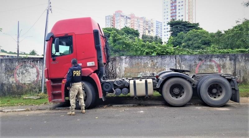 PRF da Bahia recupera Constellation 25.390 roubado há 3 anos