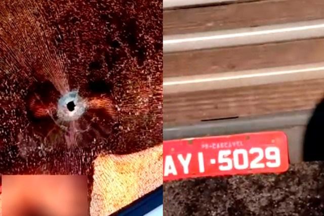 Caminhoneiro de 67 anos é morto a tiros em pátio de restaurante na BR-277