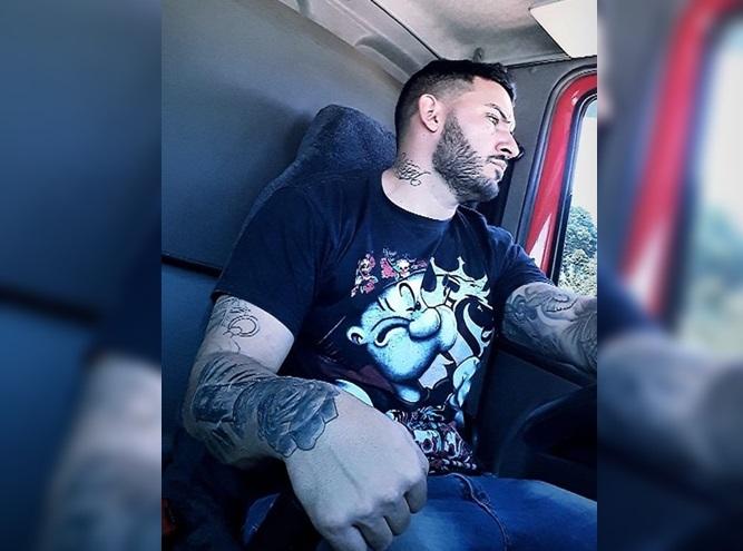 Caminhoneiro salvou namorada antes de morrer no engavetamento da BR-277
