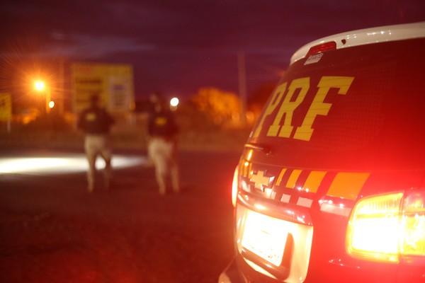 Adolescente tenta assaltar viatura da PRF e é baleado na BR-020 Fortaleza