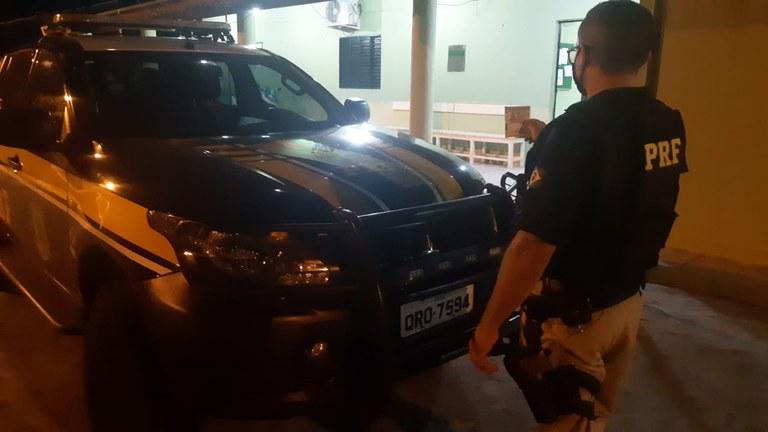 Caminhoneiro que comprou CNH falsa em 2002 por R$400 é detido na BR-135, MA