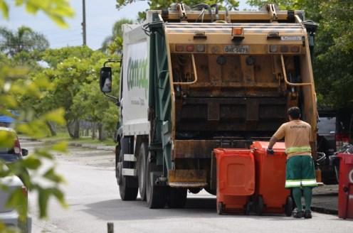 Coleta do lixo pode ser suspensa no sábado por falta de combustível