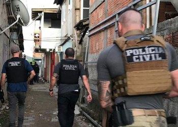 Foto: Polícia Civil / Edição: Jornal Conexão Comunidade