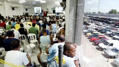 Photo of Detran inicia leilão de veículos apreendidos na capital e interior