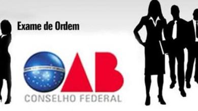 Photo of OAB divulga o resultado final do XIII Exame de Ordem