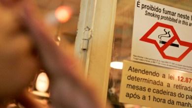 Photo of Governo proíbe fumo em locais fechados e veta qualquer propaganda de cigarros