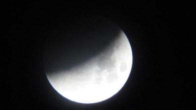 Photo of Eclipse lunar poderá ser visto no Brasil de segunda para terça