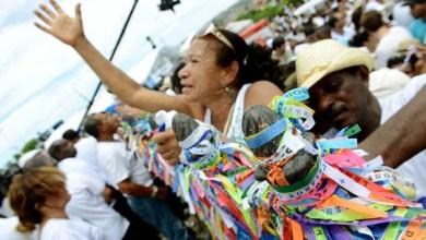Photo of Louvor ao Senhor do Bonfim leva milhares de fieis à Colina Sagrada em Salvador