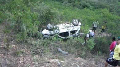 Photo of Chapada: Acidente de carro em Rio de Contas deixa duas pessoas mortas