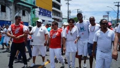 Photo of Luiz Caetano caminha no Bonfim com petistas e se diz renovado para eleições