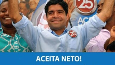 """Photo of Movimento """"Aceita Neto"""" ao governo é lançado no interior"""