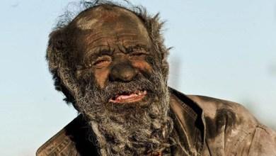 Photo of Mundo: Iraniano que não toma banho há 60 anos quer encontrar uma namorada
