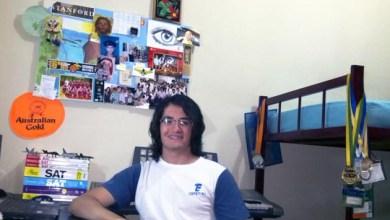 Photo of Educação: Jovem brasileiro quer construir naves espaciais