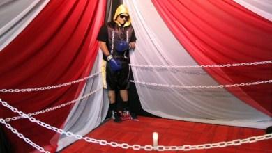Photo of Mundo: Corpo de lutador de boxe é colocado em ringue durante velório