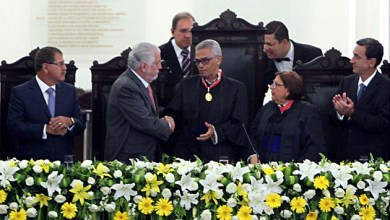 Photo of Eserval Rocha toma posse e é o novo presidente do Tribunal de Justiça da Bahia