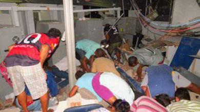 Photo of Chapada: Agência bancária é saqueada por populares após assalto em Piritiba