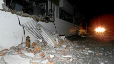Photo of Bahia: 15 homens cortam luz da cidade de Macaúbas e explodem caixa eletrônico