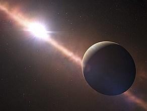 Photo of Astrônomos descobrem que exoplaneta tem dia de apenas 8 horas