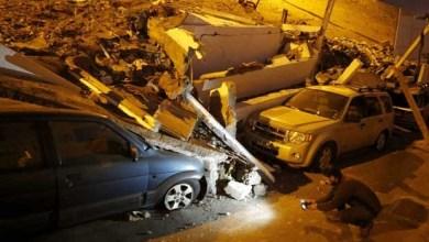 Photo of Outro forte terremoto sacode o Chile; seis pessoas morreram no primeiro sismo