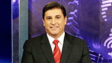 Photo of Após câncer, jornalista Carlos Nascimento volta à TV em maio