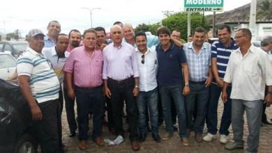 Photo of Chapada: Comitiva de Iaçu prestigia visita de Paulo Souto e Geddel em Milagres