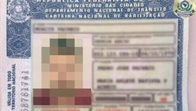 Photo of Chapada: Mais um flagrante de CNH falsa é registrado pela PRF em Seabra