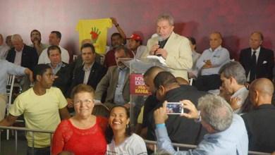 Photo of Lula participa de ato político em Salvador e mobiliza a capital baiana