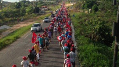 Photo of Marcha do MST cobra apuração de assassinato e ações de reforma agrária na Bahia